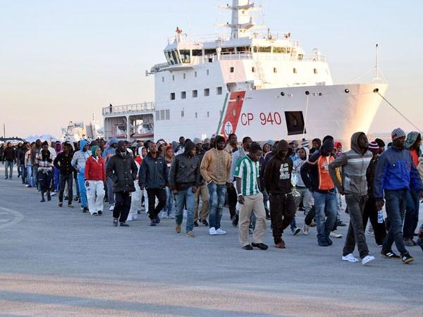 Ớn lạnh hành trình vượt biển nhập cư vào Ý của một thanh niên Palestine ảnh 1