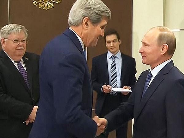 """Tín hiệu """"phá băng"""" Nga - Mỹ ảnh 1"""