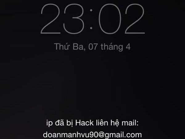Khóa máy, tống tiền, dọa biến iPhone thành... cục gạch ảnh 1