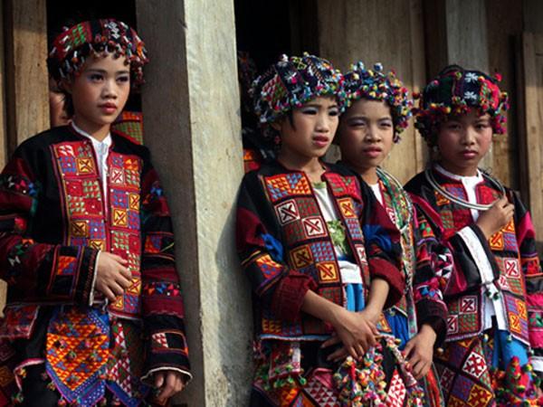 Ngày hội văn hóa vùng Đông Bắc Bộ ảnh 1