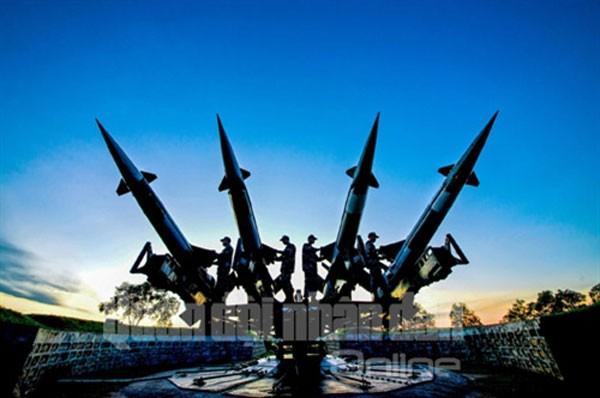 Sư đoàn Phòng không 377 chào mừng Đại hội Đảng ảnh 10