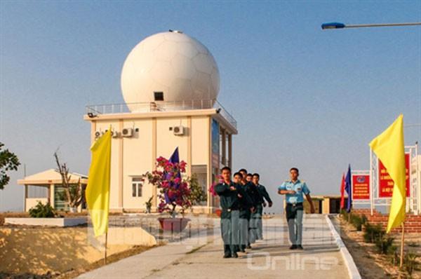Sư đoàn Phòng không 377 chào mừng Đại hội Đảng ảnh 14