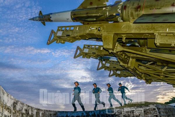 Sư đoàn Phòng không 377 chào mừng Đại hội Đảng ảnh 4