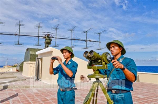 Sư đoàn Phòng không 377 chào mừng Đại hội Đảng ảnh 5