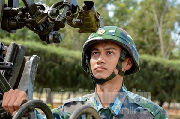 Sư đoàn Phòng không 377 chào mừng Đại hội Đảng ảnh 7