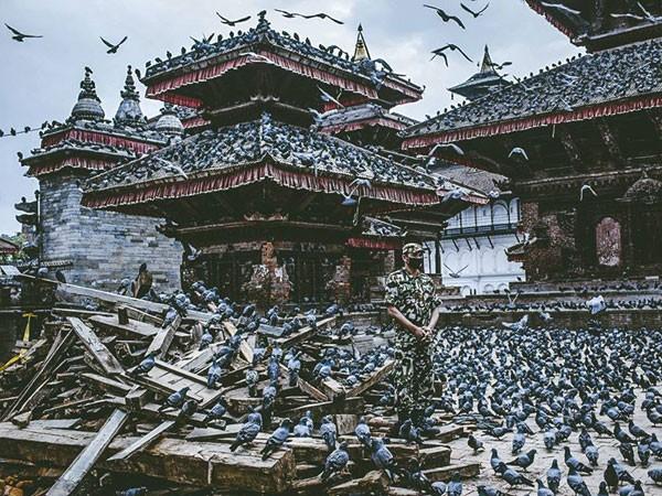 Nepal: Hồi sinh từ tàn bụi ảnh 1