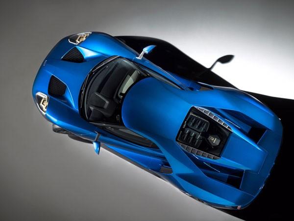 Kính chắn gió Gorilla Glass lai thế hệ mới được lắp trên siêu xe Ford GT ảnh 2