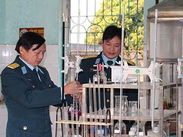Việt Nam tự lực làm chủ công nghệ sửa chữa tên lửa ảnh 1