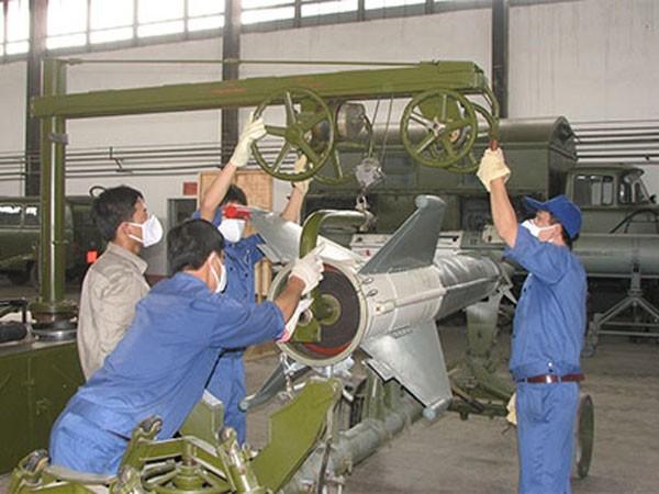 Việt Nam tự lực làm chủ công nghệ sửa chữa tên lửa ảnh 3