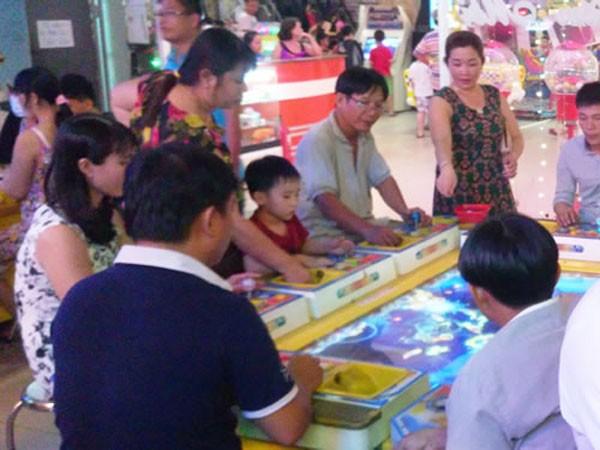 Nhiều chị em tham gia trò chơi bắn cá tiềm ẩn nhiều nguy cơ cờ bạc bên trong