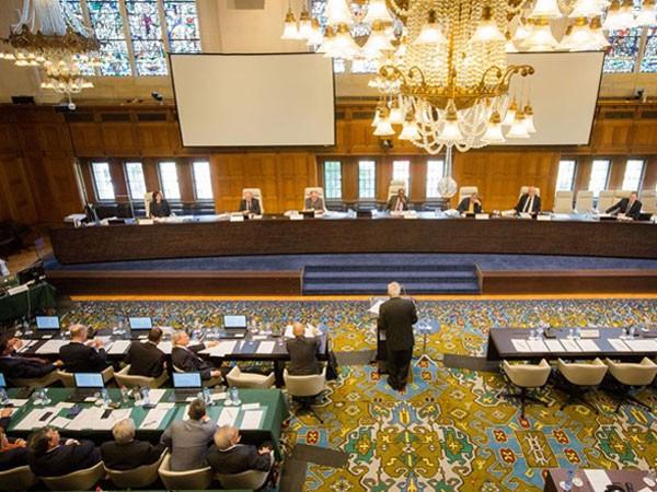 Thông cáo báo chí của Tòa Trọng tài Biển Đông ảnh 1