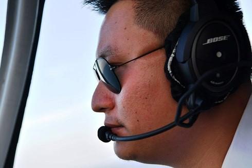 Đại úy phi công Nguyễn Thành Trung trong mắt người bạn đam mê bầu trời