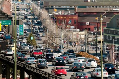 Các nước tiên tiến trên thế giới xử lý tắc đường như thế nào? ảnh 3