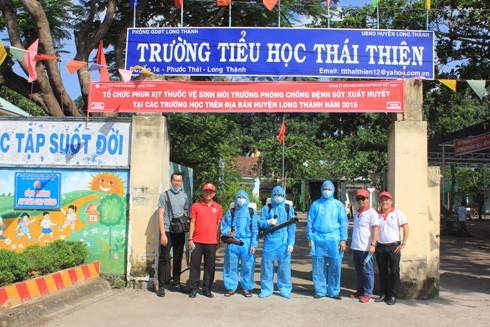 Công ty Vedan Việt Nam chung tay bảo vệ môi trường và phòng chống dịch bệnh