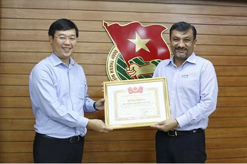 Suntory PepsiCo Việt Nam đạt nhiều thành tựu nổi bật năm 2018 ảnh 2