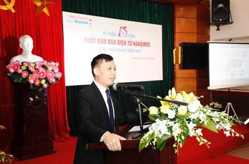 Nhà báo Nguyễn Thành Lợi, Tổng Biên tập Tạp chí Người Làm Báo