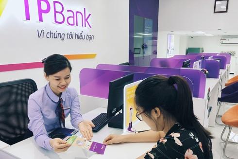 Năm 2018, lợi nhuận trước thuế TPBank đạt 2.258 tỷ đồng, tăng gần gấp đôi so với 2017