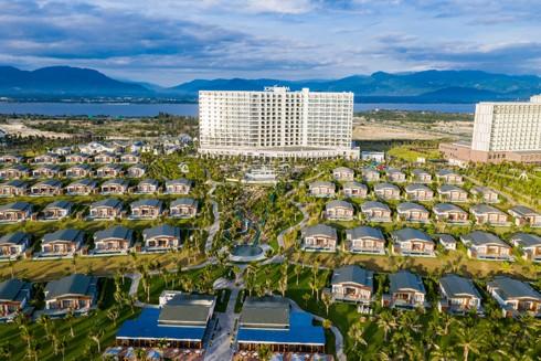 100% biệt thự, phòng khách sạn, phòng Residence tại Movenpick Resort Cam Ranh hướng biển và nhìn thấy biển