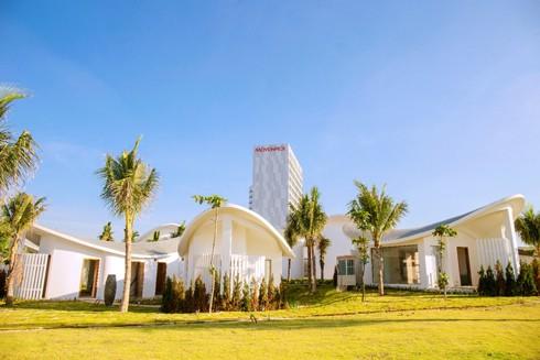 Khu Spa Serenity, Movenpick Resort Cam Ranh