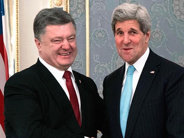 Ngoại trưởng Mỹ bàn việc cấp vũ khí sát thương cho Ukraine ảnh 1