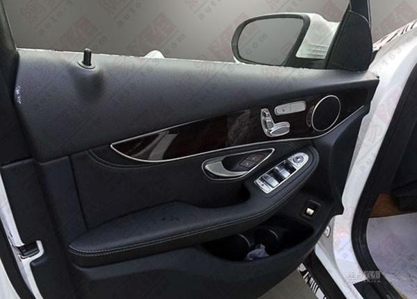 Mercedes-Benz GLC 2016 hé lộ những hình ảnh đầu tiên ảnh 5