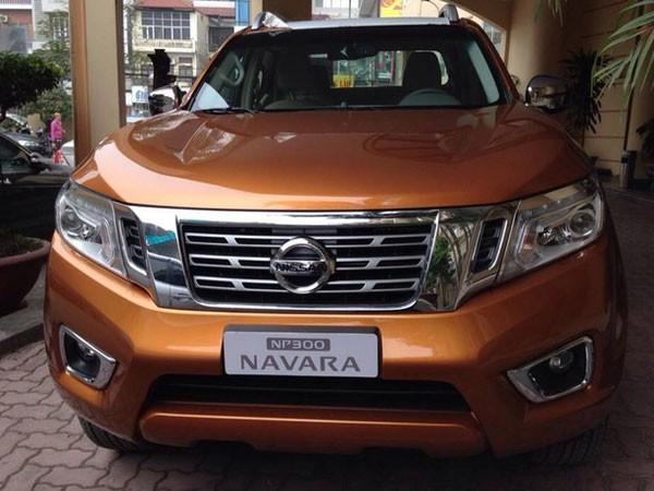 Nissan NP300 Navara ra mắt thị trường Việt Nam, giá từ 645 triệu đồng ảnh 2