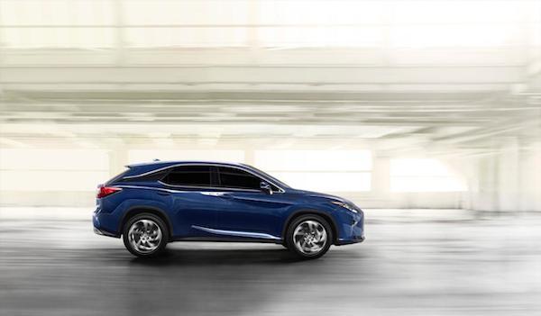 Lexus RX sẽ có thêm phiên bản hiệu suất cao F Sport