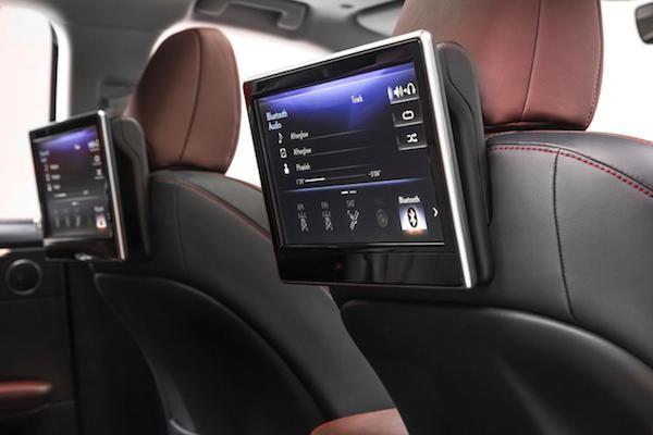 Lexus RX 2016: Thể thao và sang trọng ảnh 7