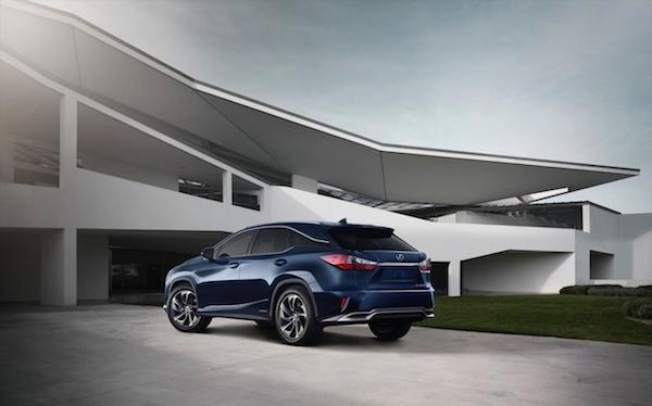 Lexus RX 2016: Thể thao và sang trọng ảnh 12