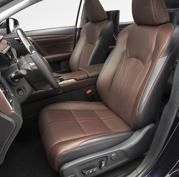 Lexus RX 2016: Thể thao và sang trọng ảnh 4