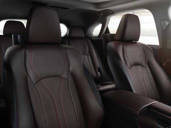 Lexus RX 2016: Thể thao và sang trọng ảnh 8
