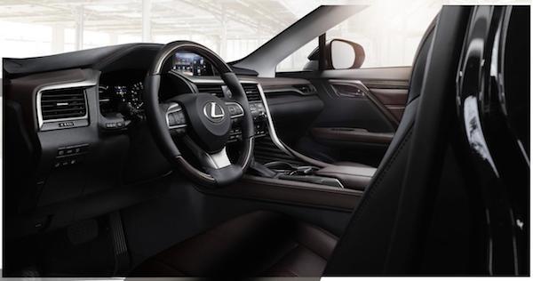 Lexus RX 2016: Thể thao và sang trọng ảnh 2