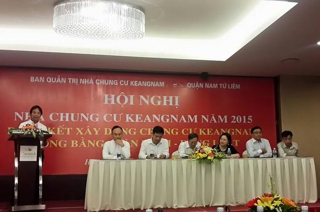 Keangnam Vina phải bàn giao trước 100 tỷ đồng tiền quỹ bảo trì ảnh 1