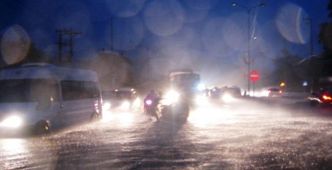 Quảng Ninh chìm trong trận mưa lũ lớn nhất trong vòng 4 thập kỷ ảnh 12