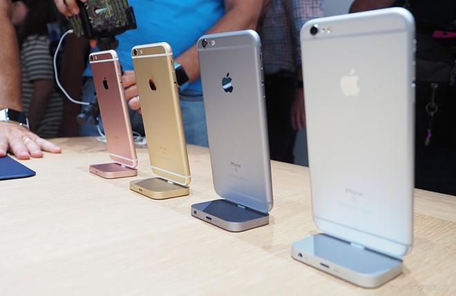 Trên tay Apple iPhone 6s/6s Plus ảnh 1