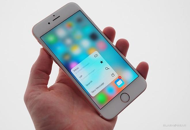 Trên tay Apple iPhone 6s/6s Plus ảnh 4