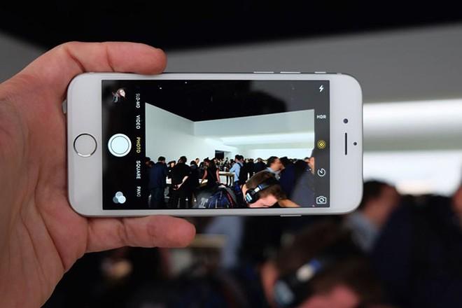 Trên tay Apple iPhone 6s/6s Plus ảnh 6