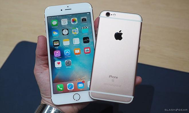 Trên tay Apple iPhone 6s/6s Plus ảnh 11