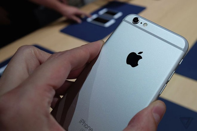 Trên tay Apple iPhone 6s/6s Plus ảnh 10