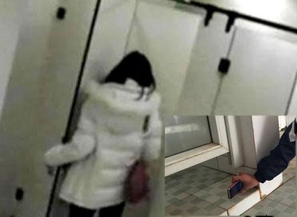 Mắc chứng thị dâm, chuyên quay lén trong nhà vệ sinh nữ