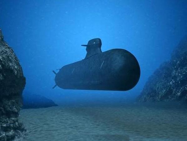 Nhật Bản phát hiện tàu ngầm bí ẩn gần đảo Tsushima ảnh 1