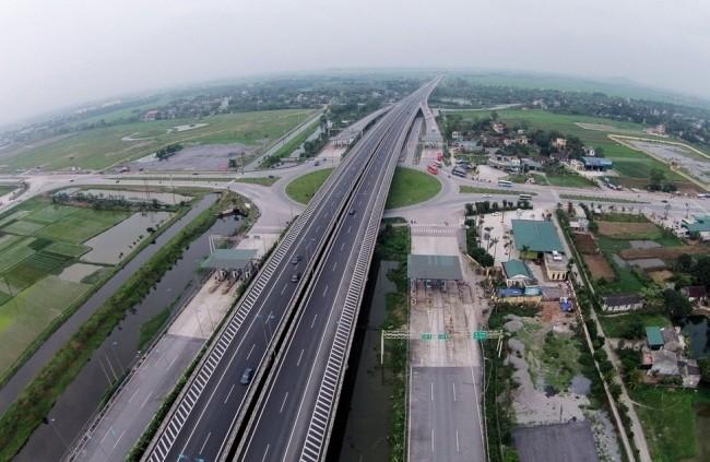 Cao tốc Cầu Giẽ- Ninh Bình: Ôtô được chạy đến 120km/h ảnh 1