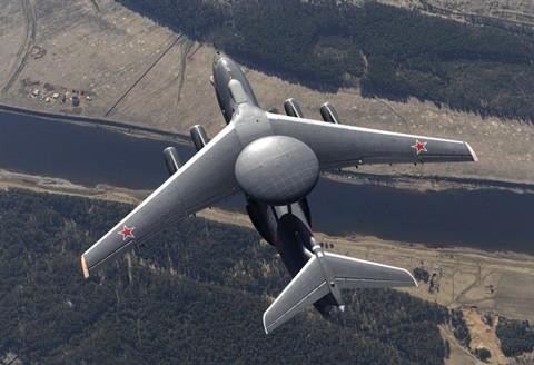 """Mỹ sợ """"mắt thần"""" của máy bay Nga sẽ mở toang không phận ảnh 1"""