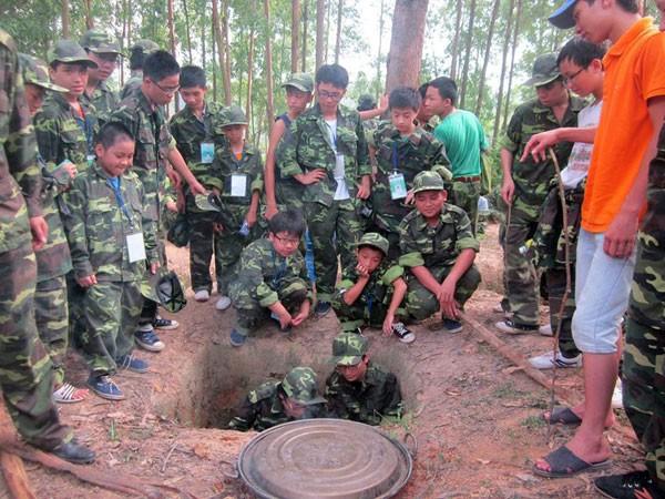 Tổng cục Chính trị QĐND Việt Nam tặng bằng khen cho HanoiADC ảnh 4