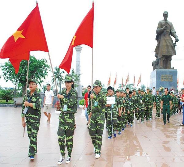 Tổng cục Chính trị QĐND Việt Nam tặng bằng khen cho HanoiADC ảnh 2