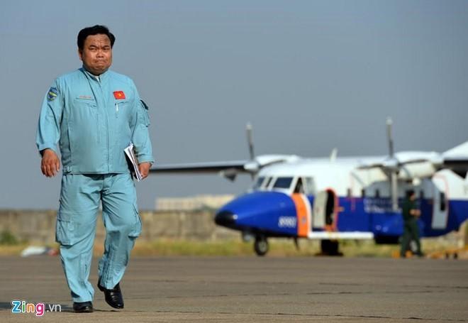 Máy bay Cảnh sát biển đang tìm kiếm phi công Su-30 MK2 đột ngột mất liên lạc ảnh 4