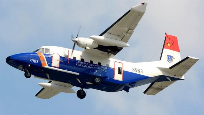 Vớt được mảnh vỡ của máy bay CASA 8983 gặp nạn khi tìm kiếm Su-30MK2