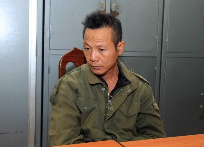 Nguyễn Văn Kỳ lúc mới bị bắt