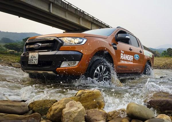Tháng 7, Ford Việt Nam bán ra mức kỷ lục: 2.704 xe