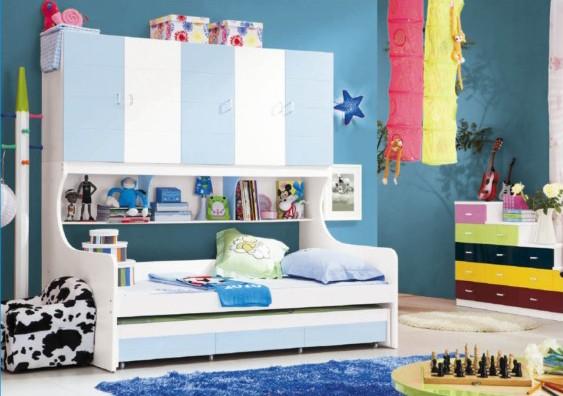 Rèn luyện tính tự lập và sáng tạo với giường tầng trẻ em ảnh 5